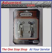 NEW GRAYSTON COMPETITON BOOT BONNET SPRINGS IN SILVER